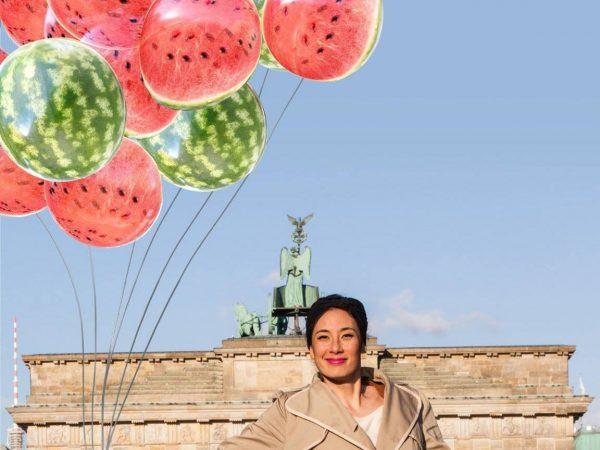 Taina Guedes – Artiste et Créatrice de la Food Art Week